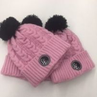 LITTLE LORDS POM BEANIE