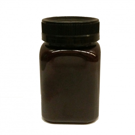 Brown PET Honey jar 500g
