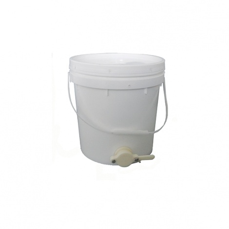 10L Food Grade Plastic Bucket with Honey Gate