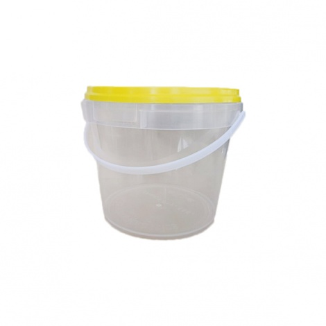 Plastic Honey Bucket 3kg (60pcs)