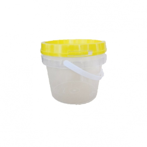 Plastic Honey Bucket 1kg (100pcs)