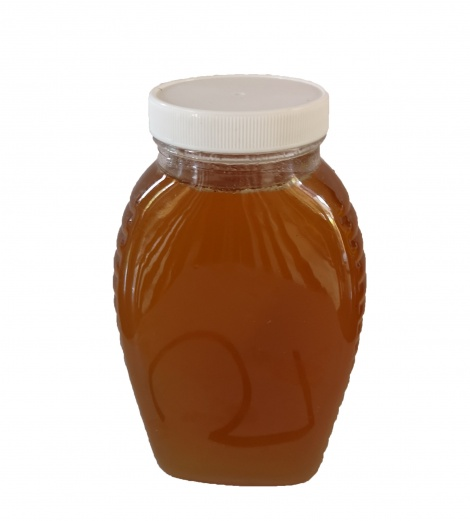 Glass Honey Jars 2 LB (12PCS)