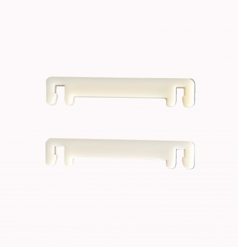 Space clip for frame feeder (2pcs)