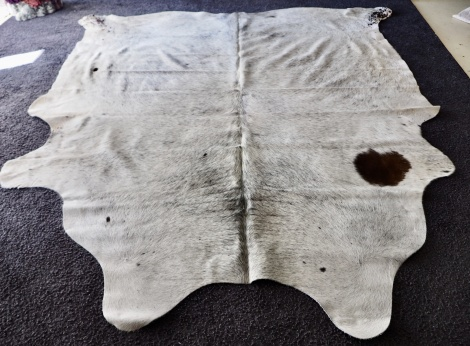 SPN/27: A Lovely Peppered Cowhide RUg