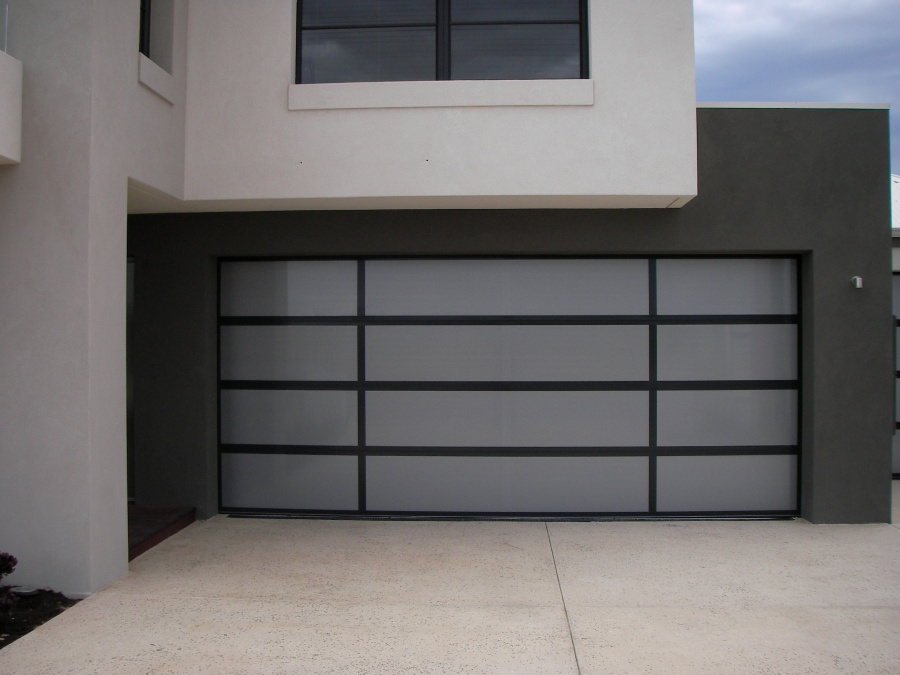 & The Danmar Twinlite Garage Door - DIRECT GARAGE DOORS