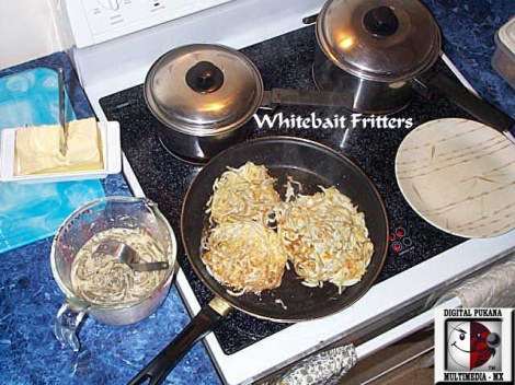 Fritters at Home