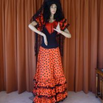 National Costume - Spanish Lady