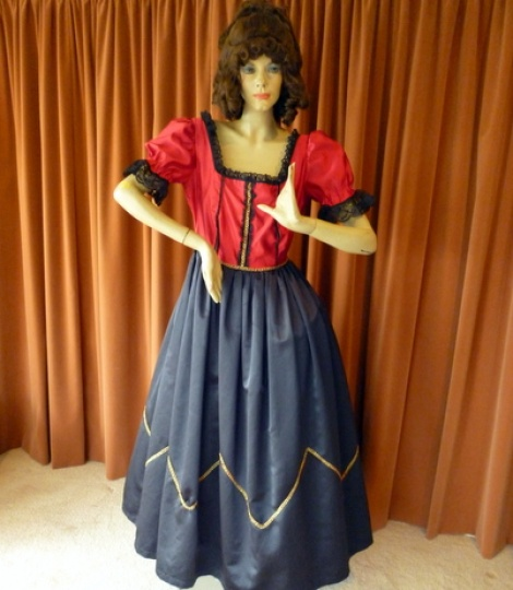 Thru the Ages - Victorian Ball Gown