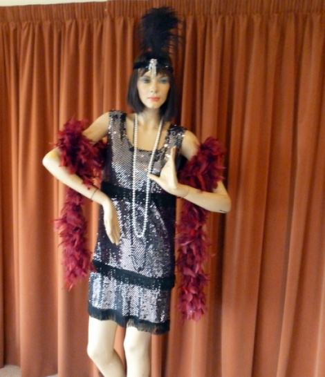 Thru the Ages -1920's 30's Flapper