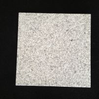 Diamond white polished granite tile