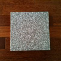 Rose cream flamed granite tile