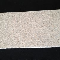 Sandstone look flamed granite bullnose tread