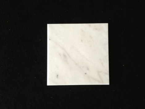 Carrara white marble  305x305x10mm