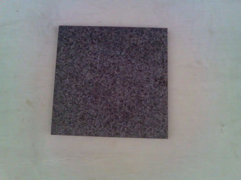 Diamond Black Stepping Stone(400x400x30mm)