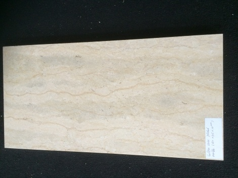 Golden Vein polished marble 610x305x10mm