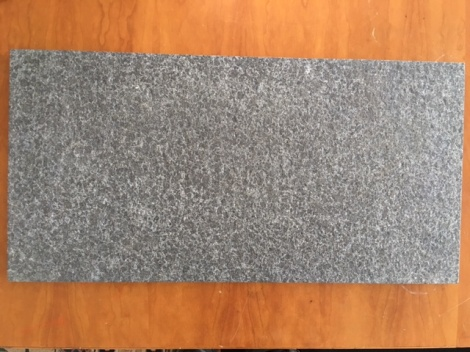 Charcoal Black outdoor granite paver(600x300x20mm)