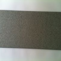 Diamond grey Granite bullnose, pool capping, 600x340x30mm