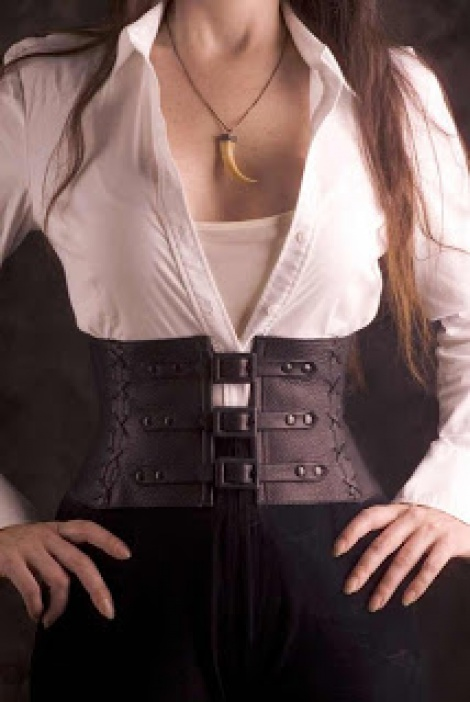 Game of Thrones princess corset belt