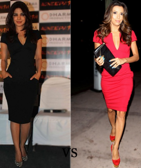 Bodyshaper dress as seen on Desperate Housewives