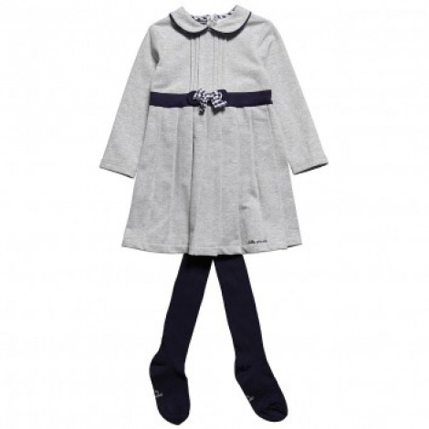 Preppy princess coat-dress