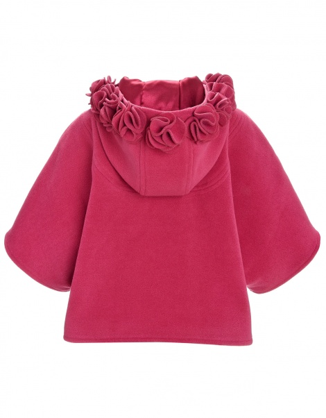 Baby roses cape