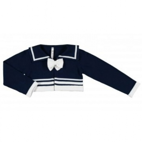 Sailor girl cardigan