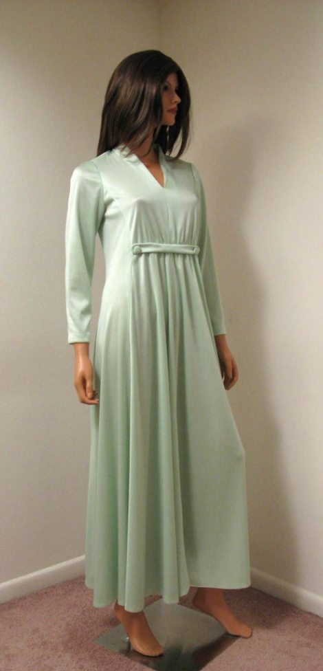 Vintage long sleeve maxi (sold)