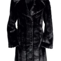Mad Men fantasy fur coat