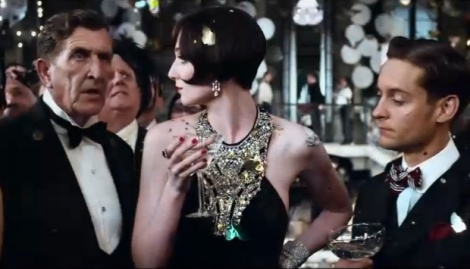 The Great Gatsby gown
