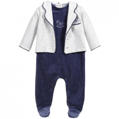 "All-in-one baby ""suit"""