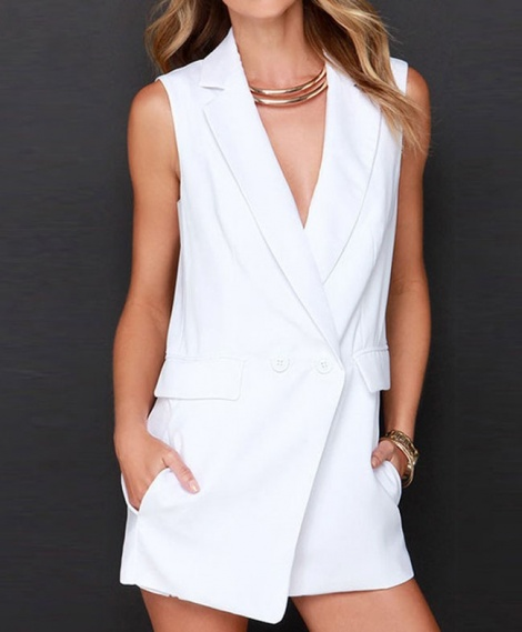 Blazer playsuit
