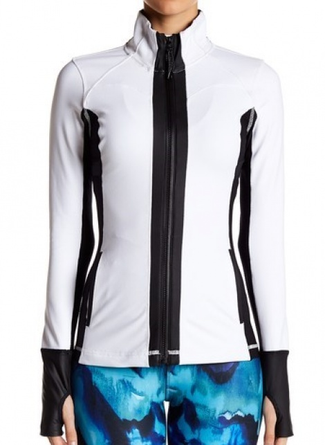 Sports couture jacket + leggings