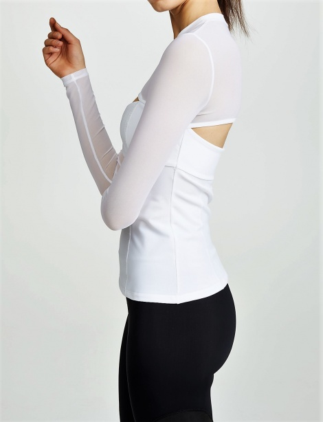 Sports couture top