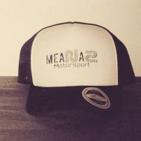 Branded Hat - Two tone mesh