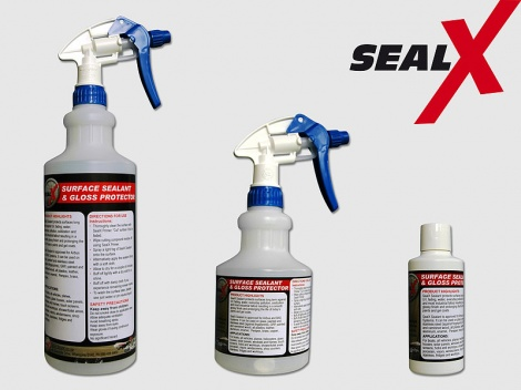 SealX Surface Sealant & Gloss Protecto
