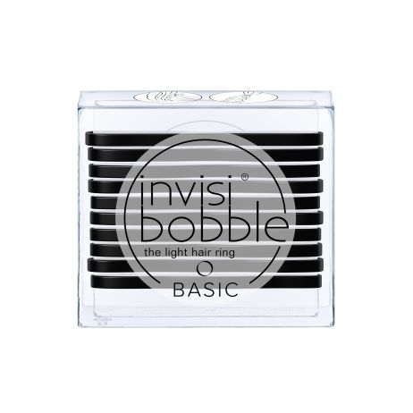 Invisibobble Basic Black