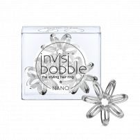 invisibobble NANO - Crystal Clear