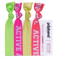 Popband - Active Angel 4 Pack Hair Tie