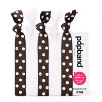 Popband - 5 Pack Pretty Woman Hair Ties