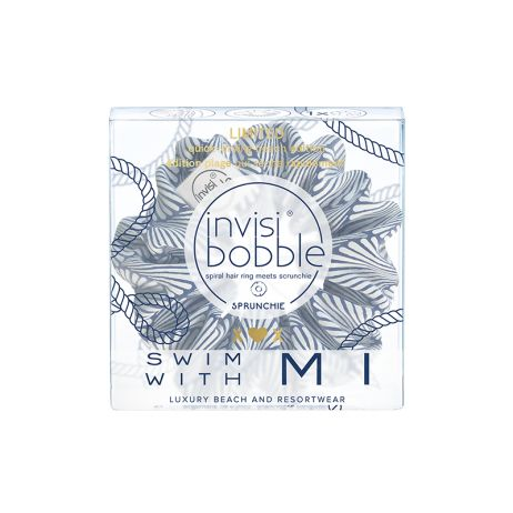 NEW Invisibobble® SPRUNCHIE - Swim With Mi Santorini Pack Your Bikini