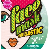 BLING POP Collagen Skin Gel Face Mask