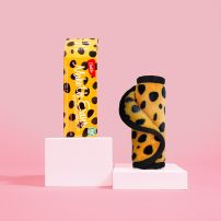 NEW MakeUp Eraser Cheetah Print