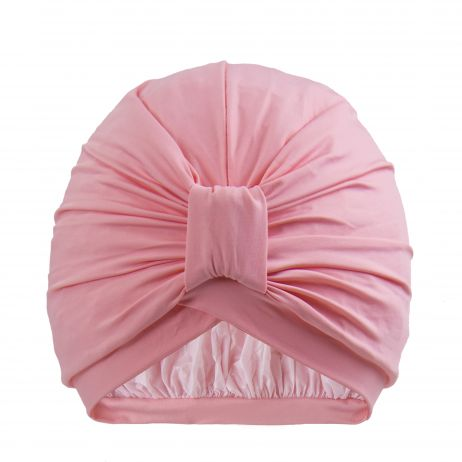 NEW STYLEDRY Turban Shower Cap   Colour: Cotton Candy