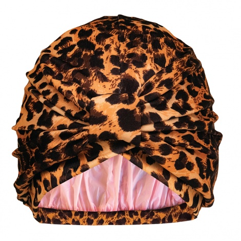 NEW STYLEDRY Turban Shower Cap | Colour: Safari State Of Mind
