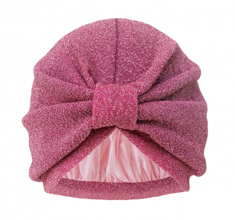 NEW STYLEDRY Turban Shower Cap | Colour: Shimmer and Shine