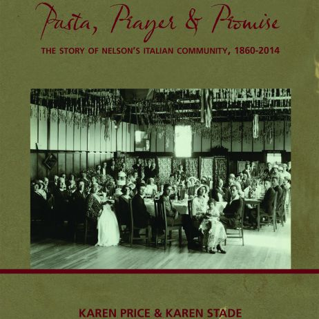 SOLD OUT! Pasta, Prayer & Promise