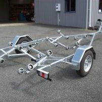 New Road King 5 - 5.7 mtr Boat Trailer