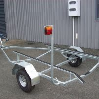 Smart Wave Boat Trailer