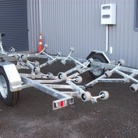 New Road King 6.0mtr Boat Trailer
