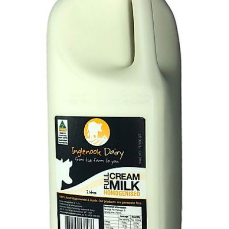 2lt Inglenook Milk Full Cream